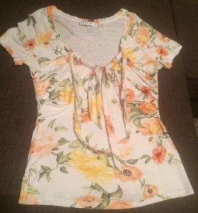 Женская футболка 👍