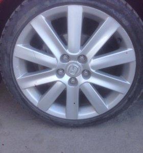 Литые диски на Mazda
