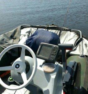 Лодка HDX 470