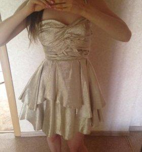 Платье итальянского дизайнера