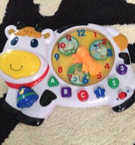 Интерактивная развивающая игра для малышей