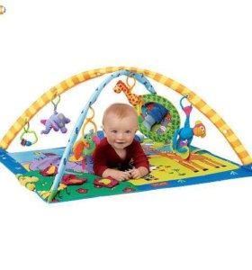 Развивающий коврик Tiny love Зоопарк
