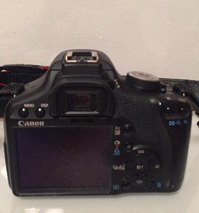 Canon EOS 500D (18-55) + фильтры