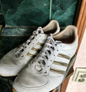 Кроссовки кожаные Adidas 38р.