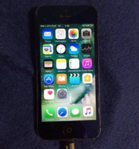 iPhone 5 16 gd