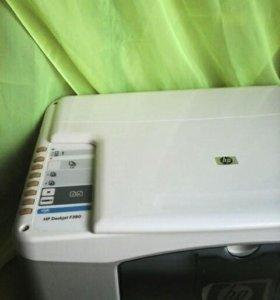Принтер струйный,торг уместен.