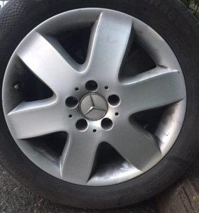 Колеса для Mercedes Viano
