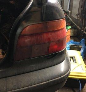 Задние фонари BMW e39 дорест