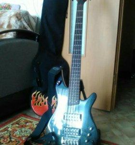Бас гитара Ibanez SRX 505