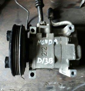 HONDA D13B компрессор кондиционера