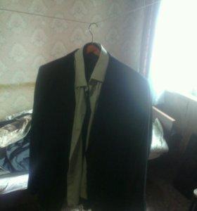 Строгий пиджак 54- 56р