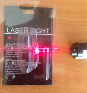 Целеуказатель лазерный