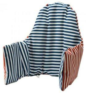 Подушка для стульчика для кормления новая