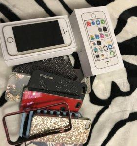 Телефон Айфон 5s