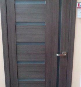 Межкомнатные двери...