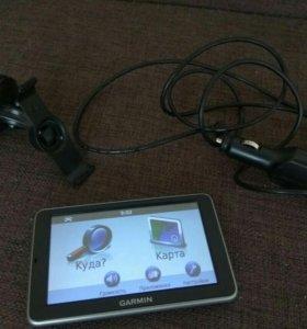 Автомобильный навигатор Garmin nuvi 150 lmt
