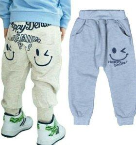 Новые детские штанишки