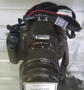 Canon 600d 18-55mm