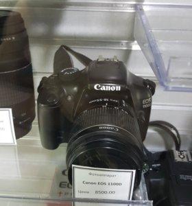 Canon 1100d 18-55mm