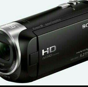 Портативная видеокамера Sony
