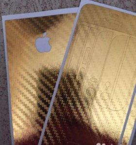 Наклейка на iPhone 5,5S,5SE