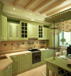 Кухонный гарнитур, кухня Прованс 001