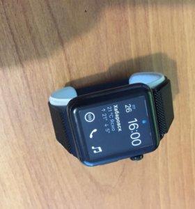 Apple Watch 42 mm, space black