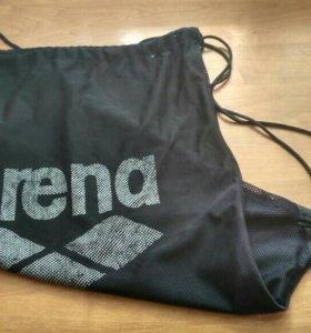 Сетчатый мешок для бассейна.