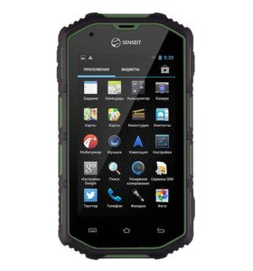 Senseit R390 Green защита IP-68