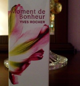 Парфюм Moment De Bonheur Yves Rocher 50 ml.