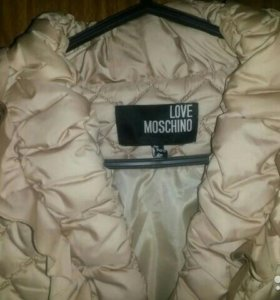 Куртка Moschino.Новая.Оригинал.