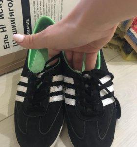 кеды-слипоны adidas