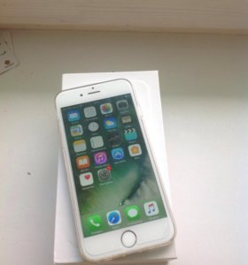 Продам iPhone 6 /16gb silver