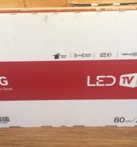 Телевизор LG 32LF55