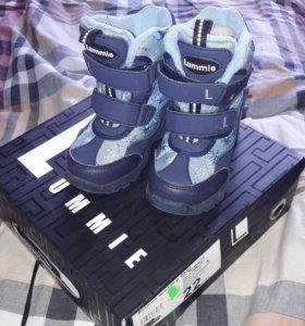 Зимние мембраные ботинки