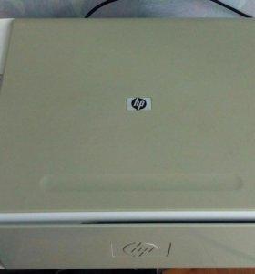Цветной принтер, сканер, копир.HP Photosmart C4283