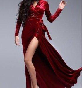 Накидка-платье