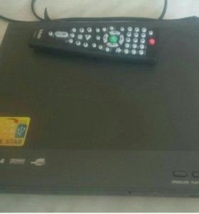 DVD-плеер с караоке