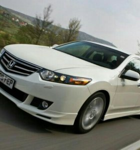 Honda Accord 8 обвес type S