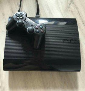 Продам PS 3 Super Slim - 500gb