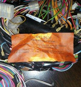 Электропроводка на «классику»