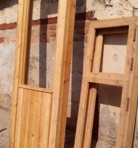 Оконный и балконный блок.