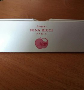 Парфюмированная вода Nina Ricci