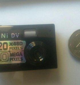 Мини видеокамера 5Мп