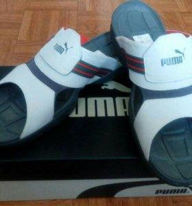 шлёпанцы(сандалии) PUMA, новые