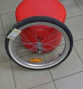 Колесо 20 дюймов велосипедное переднее