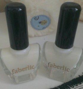 Кальциевое молочко для ногтей Faberlic