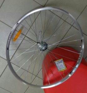 Колесо заднее 28 дюймов для дорожных велосипедов