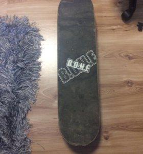 Скейт б/у