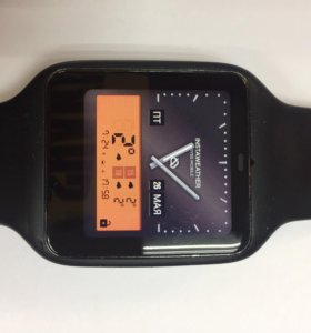 Продам умные часы Sony watch 3